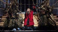 Madonna deja a medias a su público