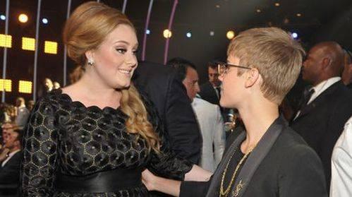 Justin Bieber imparable: supera a Adele y alcanza a John Lennon y a Elvis