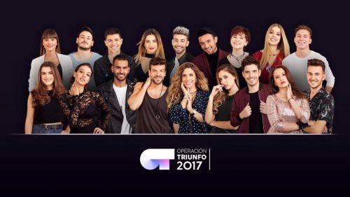 El deslucido estreno de 'OT 2017' lidera por la mínima frente a 'La que se avecina'