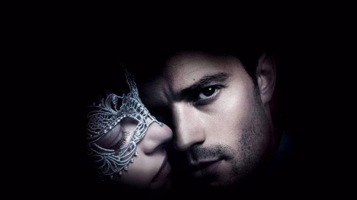 'Cincuenta sombras de Grey', la película más vista en televisión de los últimos dos años