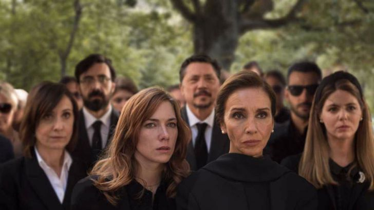 'Traición' llega el próximo 28 de noviembre a TVE