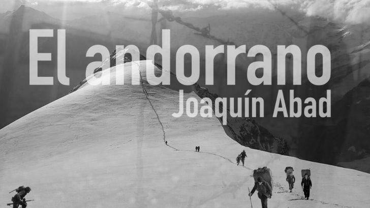 Joaquín Abad se enfrenta a la petición de secuestro de su novela 'El Andorrano'