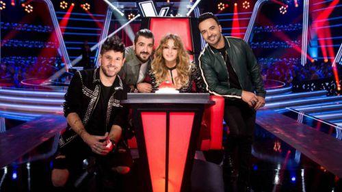 'La Voz' se lleva la noche en Antena 3 pero