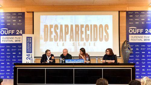 Telecinco presenta 'Desaparecidos. La serie' en el Festival de Cine de Ourense