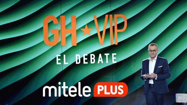 Mitele PLUS emitirá el domingo en exclusiva la primera parte de 'GH VIP: El Debate'