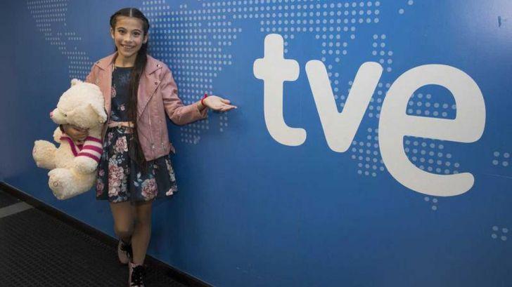Eurovisión Junior 2019: los telespectadores podrán votMelani ar por Melani desde España