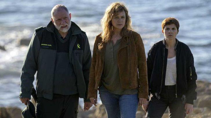 Estreno La 1 estrena su nuevo thriller 'Néboa' el 15 de enero