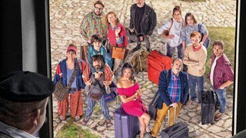 'El pueblo', la serie de los hermanos Caballero, arrasa en prime time frente a 'Néboa'