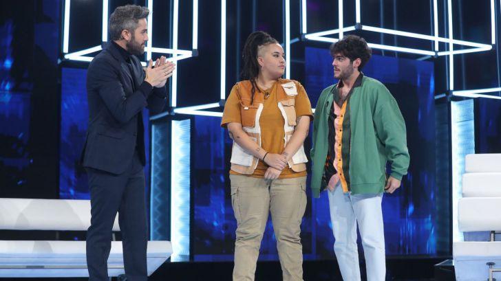 Rafa y Eli, nominados de la semana en 'OT 2020'