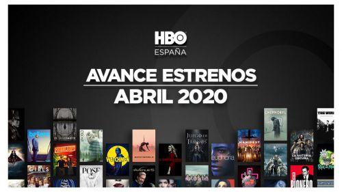 Estrenos de HBO para el mes de abril
