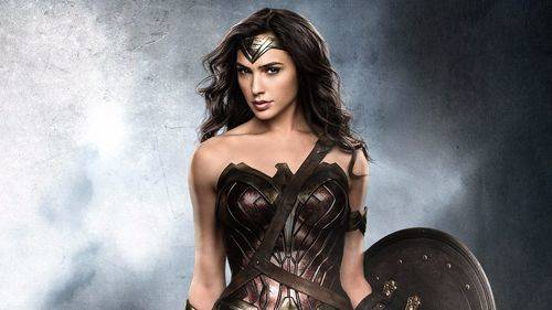 Un armario de cine: Wonder Woman