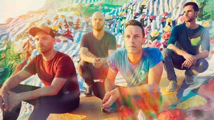 'Kaleidoscope EP', lo nuevo de Coldplay