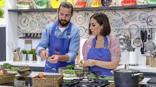 Cocina al punto con Peña y Tamara La 1 estrena 'Cocina al punto con Peña y Tamara'