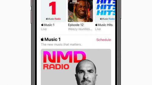 Apple anuncia la nueva radio de Apple Music