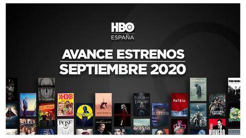 Estrenos de HBO para el mes de septiembre