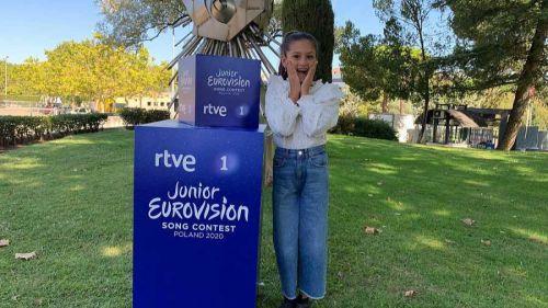 Eurovisión Junior 2020: Soleá representará a España