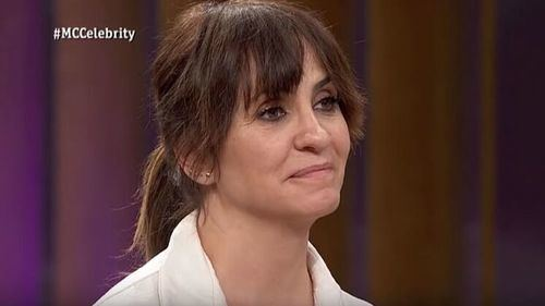 Melani Olivares segunda expulsada de MasterChef Celebrity