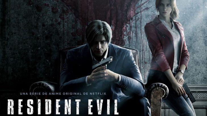 Netflix anuncia la serie original de anime 'Resident Evil: Oscuridad infinita' para 2021