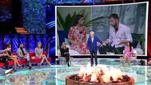 'El debate de las tentaciones' vence por fin a 'Mujer' aunque lidera 'MasterChef Celebrity'