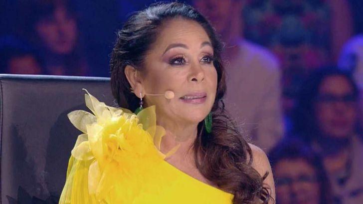 Isabel Pantoja eleva a 'Idol Kids' a máximo histórico