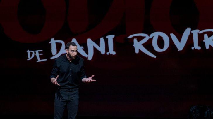 El 12 de febrero llega a Netflix el especial de comedia de Dani Rovira