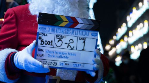 Netflix anuncia su primera película española navideña protagonizada por Tamar Novas
