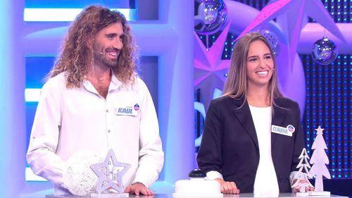 Raúl y Claudia, de 'El Concurso del año' a 'La isla de las tentaciones'