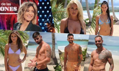 'La isla de las tentaciones 3': Estos son los primeros solteros y solteras desvelados