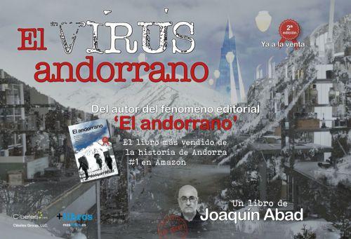 Tiempo de lectura: 'El virus andorrano', de Joaquín Abad