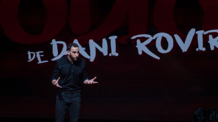 Adelanto del especial de comedia de Dani Rovira en Netflix
