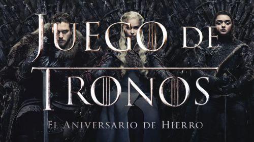 'Aniversario de Hierro': HBO calienta motores para el estreno de 'House of the dragon'