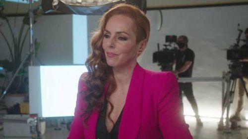 Rocío Carrasco interviene en directo en 'Rocío, contar la verdad para seguir viva'
