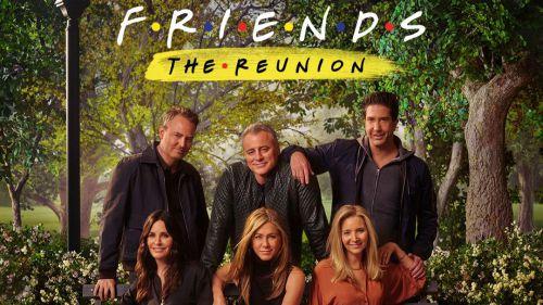 Alerta nostálgicos: 'Friends: The reunion' llega el próximo 27 de mayo en exclusiva a HBO España