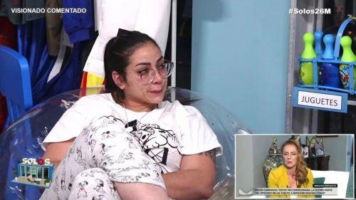 Dakota carga contra Rocío Flores en 'Solos' y llora con el testimonio de Rocío Carrasco