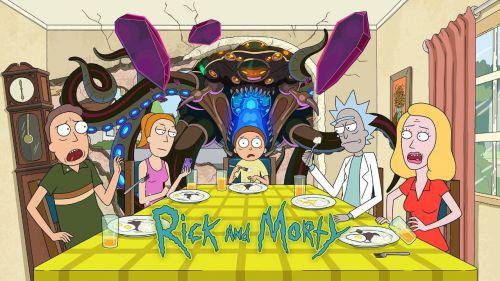 Llega la quinta temporada de 'Rick y Morty' a HBO España y TNT