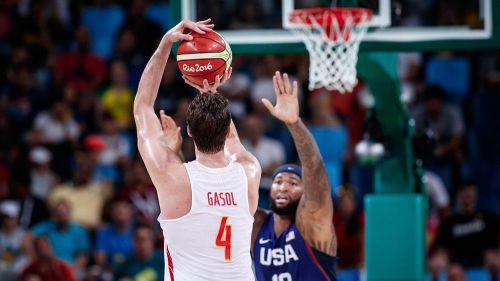 Mediaset emitirá los encuentros preparatorios de la Selección Española de Baloncesto