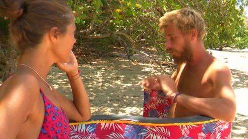Tom y Melyssa se reconcilian en 'Supervivientes' e intercambian 'te quieros'
