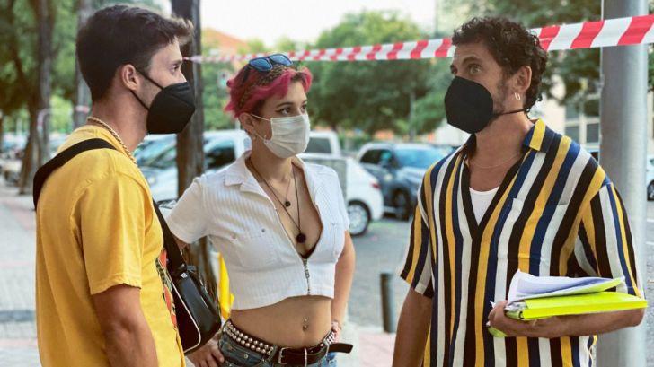 Rainbow: La nueva película de Paco León para Netflix de Telecinco Cinema