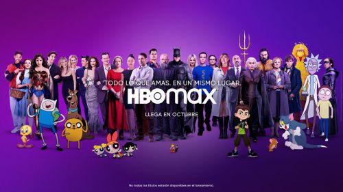 HBO Max llega finalmente a España el próximo 26 de octubre