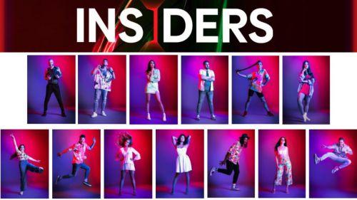 'Insiders': Así son los concursantes del primer reality show de Netflix en España