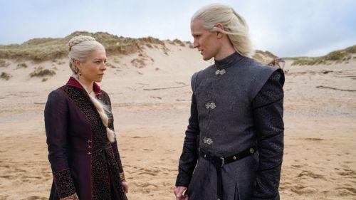 'La casa del dragón': HBO muestra un avance de la precuela de 'Juego de Tronos'