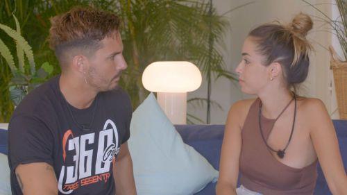 'La última tentación': Lucía y Manuel darán mucho de qué hablar con su acercamiento