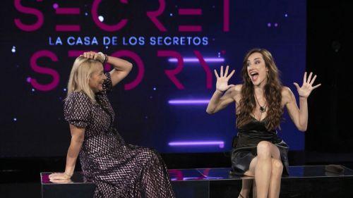 'Secret Story': Adara vence la batalla contra Lucía con récord de temporada incluido