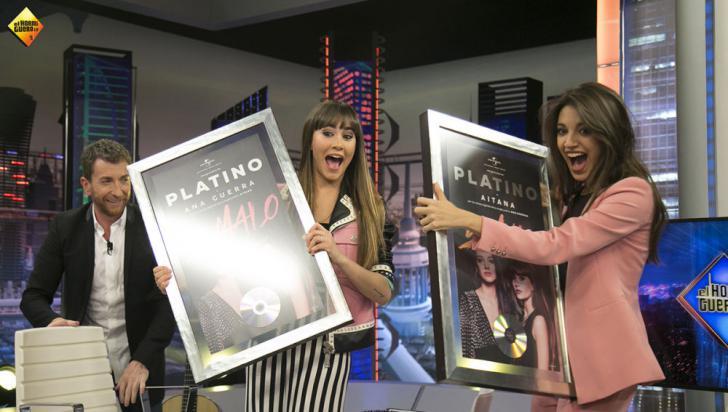 'Viajeros Cuatro' se estrena correcto ante 'Fariña' y 'Got Talent'