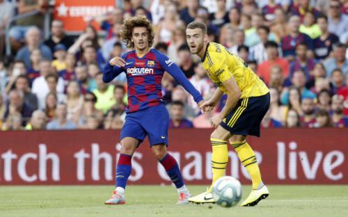 El Barça-Arsenal se lleva el día con un 15,5% de cuota