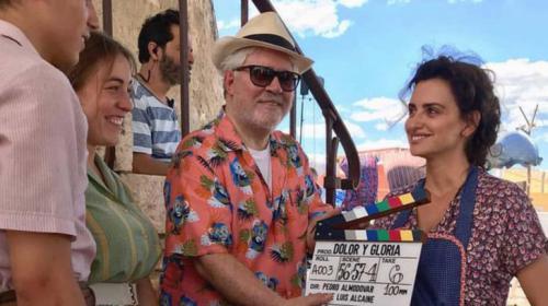 'Dolor y Gloria' y 'Mientras dure la guerra' se llevan la mayoría de nominaciones a los Goya
