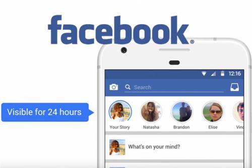 Facebook ya inserta publicidad en sus stories
