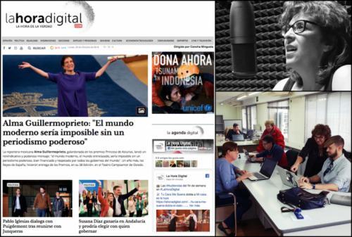 Nace un nuevo medio: 'La Hora Digital'