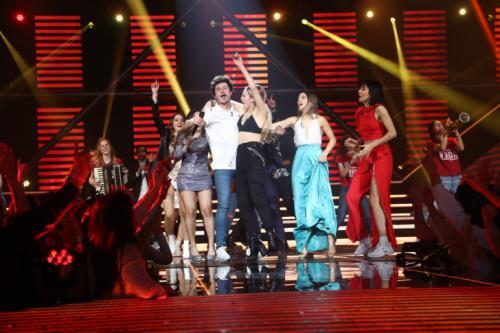 La preselección de Eurovisión no puede con el cine de Antena 3 y 'GH Dúo'