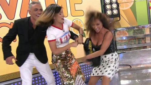 Nuria Marín es la nueva presentadora de 'Sálvame'